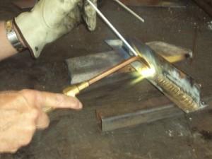 Процесс сварки углеродистых сталей