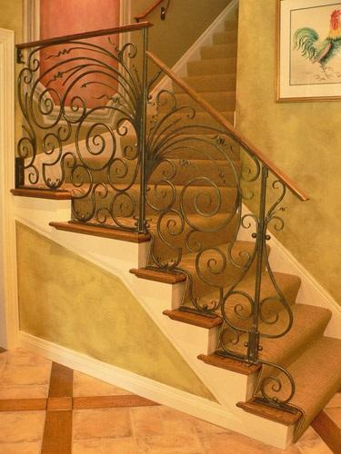 элементы лестницы