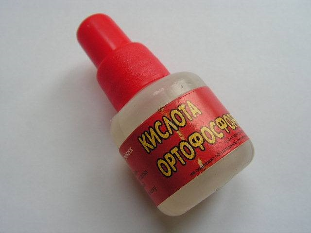 Ortofosfornajakislota