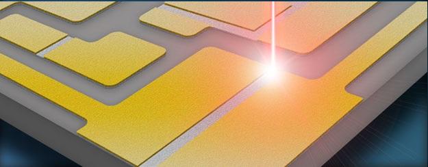 Пайка деталей лазером