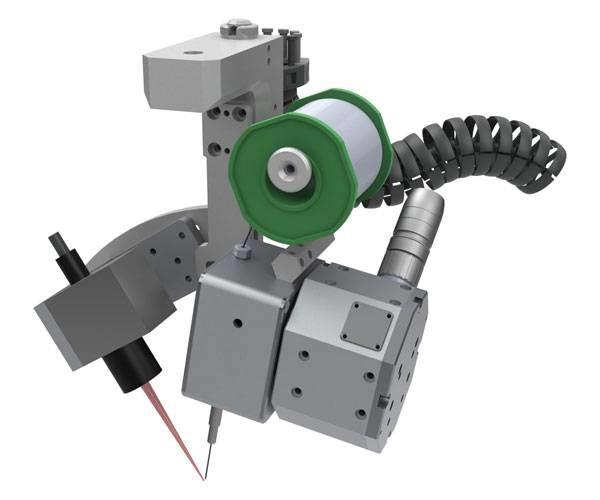 оборудование лазерной пайки