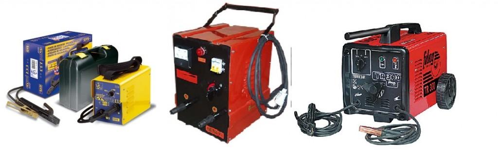 Аппараты для сварки: Инвертор, выпрямитель и трансформатор