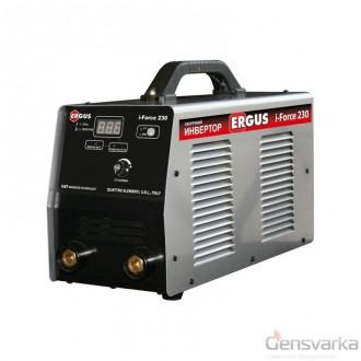Устройство ERGUS  i-FORCE 230 который способен функционировать при падении напряжения питающей сети до 170В