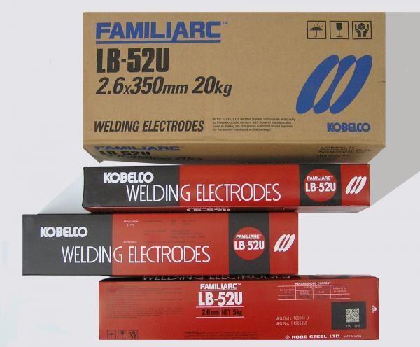 электроды лб52у